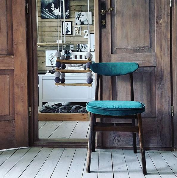 stare krzesło